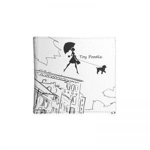 二つ折り財布|印刷サンプル①