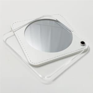 スライドミラー|鏡を守るスライド蓋