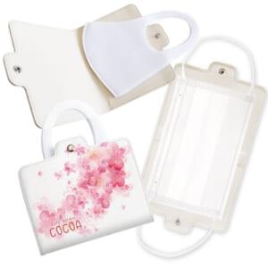 高級PUレザーマスクケース|抗菌仕様で安心安全