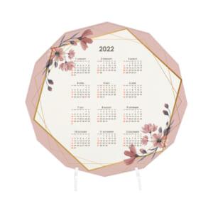 アクリルカレンダー|制作サンプル③
