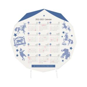 アクリルカレンダー|制作サンプル⑥